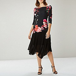 Coast - Multi Eartha Windsor Shift Dress D