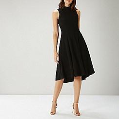 Coast - Black Evelyn Soft Shift Dress