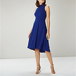Coast - Cobalt Blue Evelyn Soft Shift Dress D