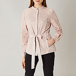 Coast - CREAM HAZEL LACE JACKET