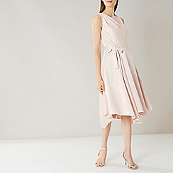Coast - CREAM SAVANNAH SOFT MIDI DRESS