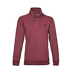 Raging Bull - Button-Up Jersey Sweater