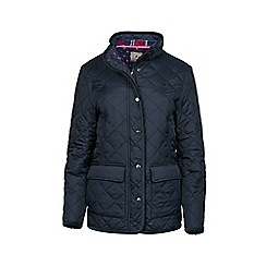 Raging Bull - Quilted Jacket - Navy
