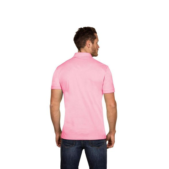 fly fit Bull Raging Pink polo plain qxfW0w