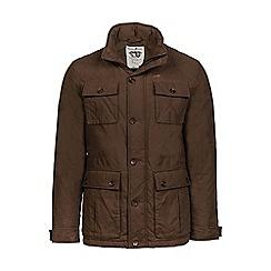 Raging Bull - Khaki padded field jacket