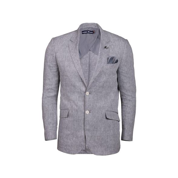 linen blazer and check Bull Big tall Raging stone qwPOv1Xq