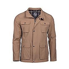 Raging Bull - Big and tall tan field jacket
