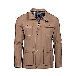 Raging Bull - Big and tall tan field jacket