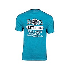 Raging Bull - Big and Tall blue Academy t-shirt