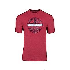 Raging Bull - Big and tall GB Applique t-shirt