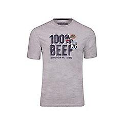 Raging Bull - Big and tall Badge t-shirt