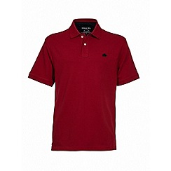 Raging Bull - Red signature polo