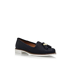 Carvela - Blue 'Match' flat slip on loafers