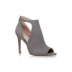 Carvela - Grey 'Glacier' high heel sandals
