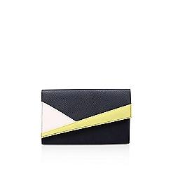 Miss KG - Black 'Heidi' clutch bag