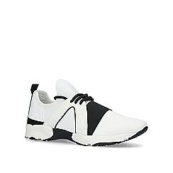 Carvela - White 'Lamar' low top trainers