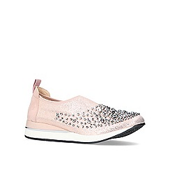 KG Kurt Geiger - Ophelia slip on trainers