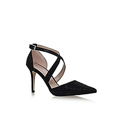 Carvela - Black Kross 2 high heel sandals