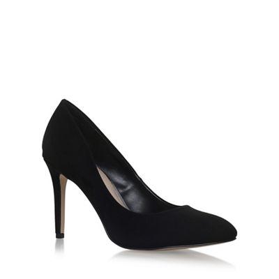 Carvela - Black heel 'AIMEE' high heel Black court shoes 1ee3cc