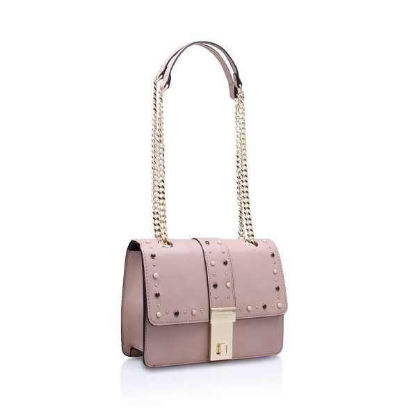Stud bag cross Xbody' body Natural 'Opal Carvela 8xpaSq