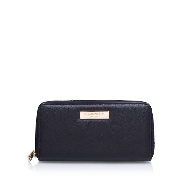 Black Carvela zip wallet 'Alis2' Black zip 'Alis2' Carvela PqwxgBE7R