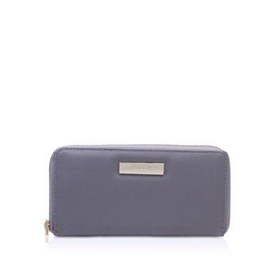 Carvela   Grey 'alis2 Zip Wallet' by Carvela