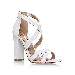 b500592c1e59 Miss KG - White  Faun  high heel sandals