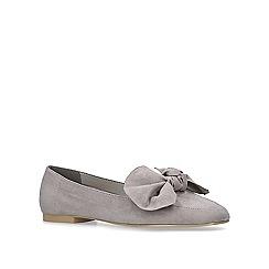 Miss KG - Grey 'Noelle' flat shoes