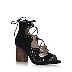 Nine West - Black Gweniah high heel sandals