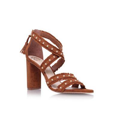 Vince Camuto - Brown Machila high heel sandals