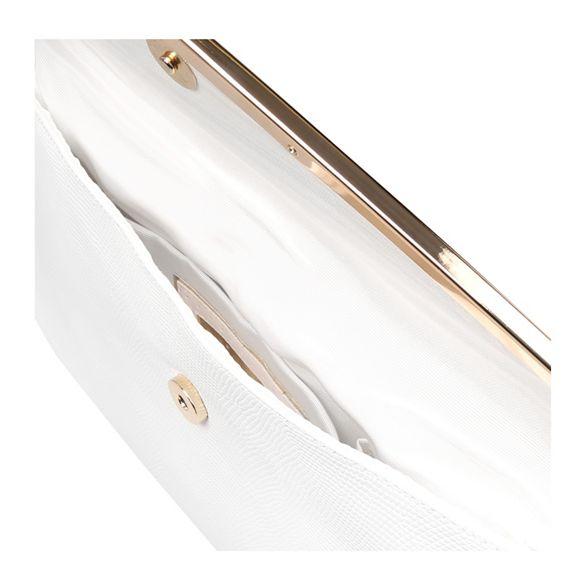 'Hallie' Miss bag KG clutch White nawqwE8fxP