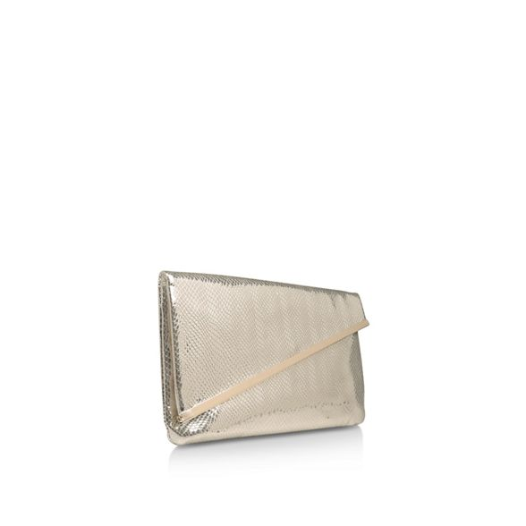 'Hallie' Miss bag Gold clutch KG FEXvrwqEx