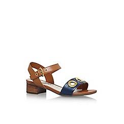 Anne Klein - Blue 'Ellamay' low heel sandals