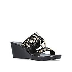 Carvela Comfort - Salt high heel sandals