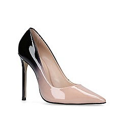 Carvela - Beige 'Alice' high heel court shoes