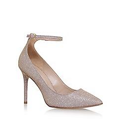 KG Kurt Geiger - Grey 'Estha' high heel sandals