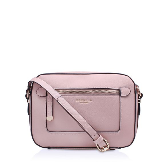 Carvela cross bag body Pink 'Mia2' wqxBTX