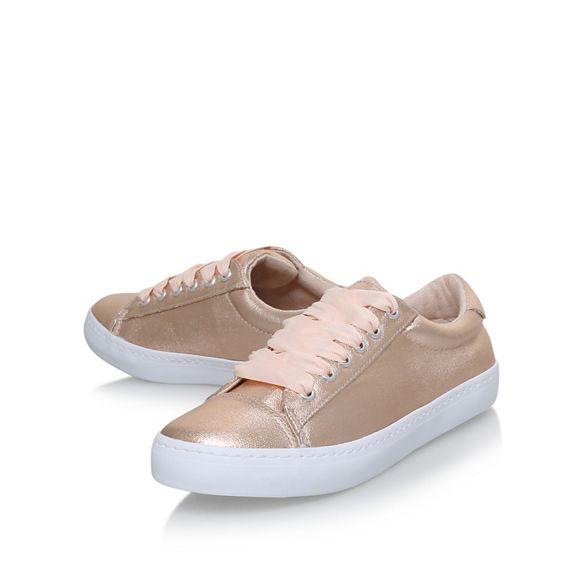 sneakers up Metallic KG lace Miss 'Lotus' flat ywWZ7p4xqY