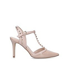 Carvela - Nude 'Kankan' High Heel Court Shoes