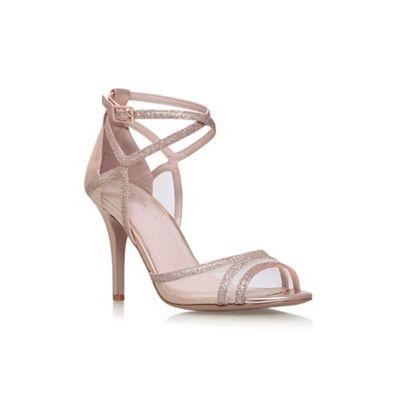 Carvela - Metal 'Luxe' high heel sandals