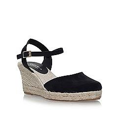 Carvela - Black 'Sabrina 2' high heel sandals