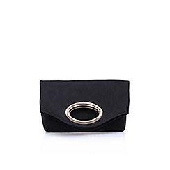 Miss KG - Black Tia clutch bag