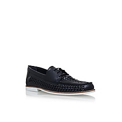 KG Kurt Geiger - Blue ludlow flat loafers