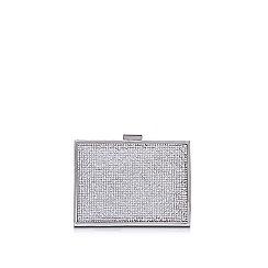 Carvela - Silver 'Destiny 2' clutch bag