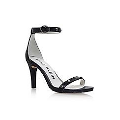 Anne Klein - Black ossana high heel sandals