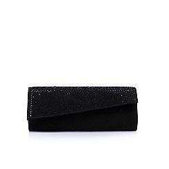 Carvela - Black 'Dazzle' 2 clutch bag