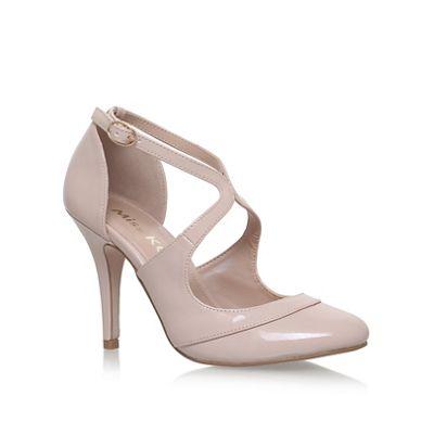 Miss KG - Natural 'Natalie' high heel sandals