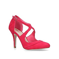 Miss KG - Pink 'Natalie' stiletto heel court shoes