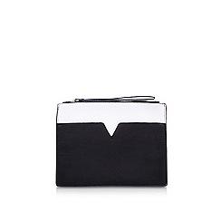 Miss KG - Black 'Handy' zip fastening purse
