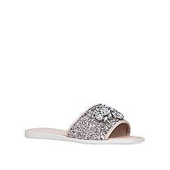 Miss KG - Rebecca2' flat slip on sandals